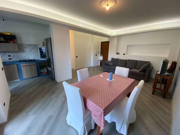 Appartamento in vendita a Roma, Torrino, Con giardino, 80 mq