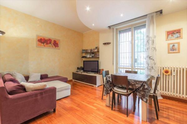 Appartamento in vendita a Milano, Vigentino, Con giardino, 95 mq - Foto 19