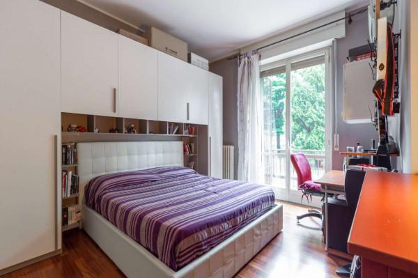 Appartamento in vendita a Milano, Vigentino, Con giardino, 95 mq - Foto 12