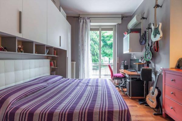 Appartamento in vendita a Milano, Vigentino, Con giardino, 95 mq - Foto 11