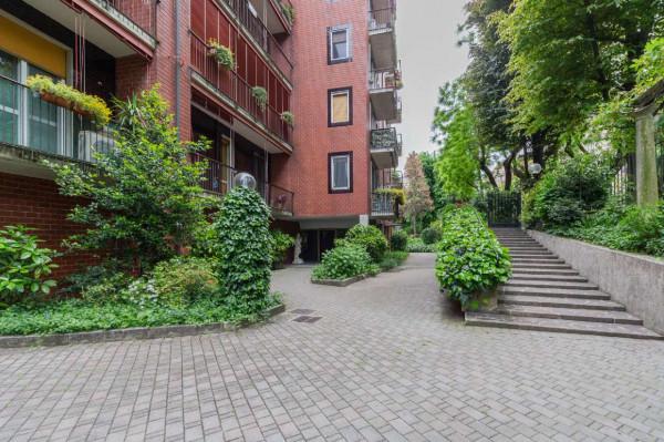 Appartamento in vendita a Milano, Vigentino, Con giardino, 95 mq - Foto 4