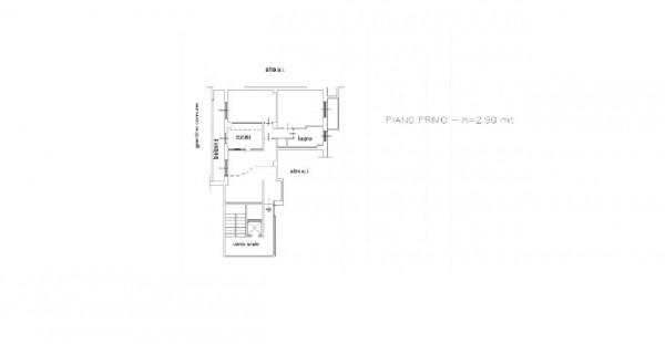 Appartamento in vendita a Milano, Vigentino, Con giardino, 95 mq - Foto 2