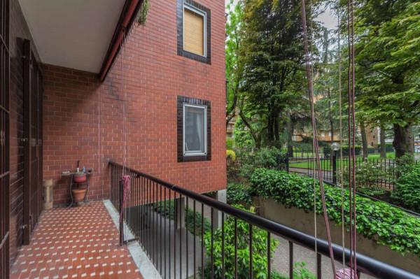 Appartamento in vendita a Milano, Vigentino, Con giardino, 95 mq - Foto 13