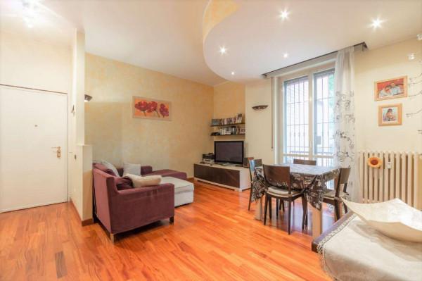 Appartamento in vendita a Milano, Vigentino, Con giardino, 95 mq - Foto 20