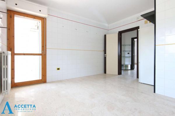 Appartamento in vendita a Taranto, Talsano, Con giardino, 111 mq - Foto 13