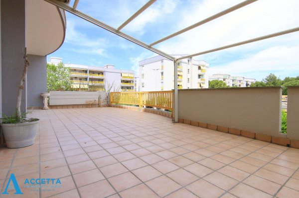 Appartamento in vendita a Taranto, Talsano, Con giardino, 111 mq