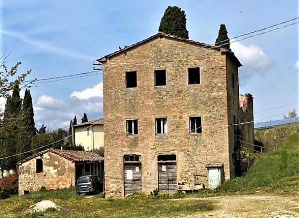 Rustico/Casale in vendita a Città di Castello, San Donino, Con giardino, 450 mq