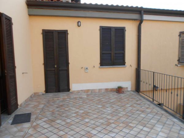 Appartamento in vendita a Soresina, Residenziale, Arredato, 58 mq