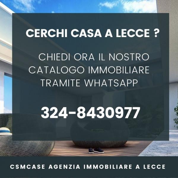 Appartamento in vendita a Lecce, Mazzii, 150 mq