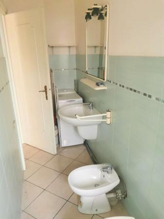 Appartamento in vendita a Torino, Parella, Arredato, con giardino, 35 mq - Foto 7