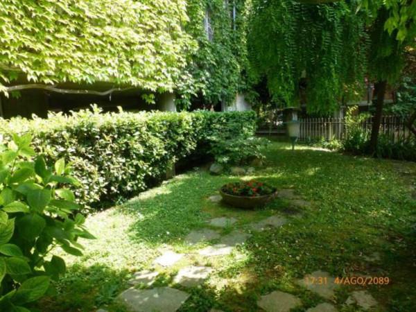 Appartamento in vendita a Torino, Parella, Arredato, con giardino, 35 mq - Foto 5