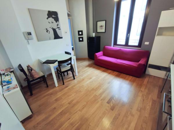 Appartamento in affitto a Milano, Repubblica, Arredato, 50 mq - Foto 9