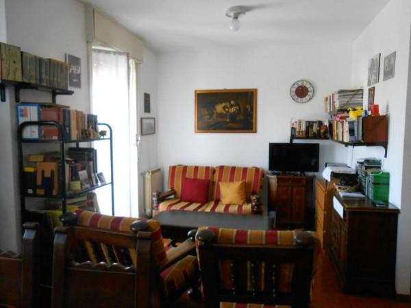Appartamento in vendita a Pandino, Residenziale, Con giardino, 110 mq