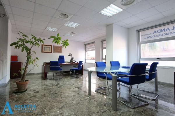 Ufficio in affitto a Taranto, Borgo, 167 mq - Foto 15