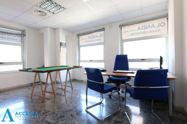 Ufficio in affitto a Taranto, Borgo, 167 mq - Foto 12
