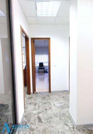 Ufficio in affitto a Taranto, Borgo, 167 mq - Foto 10