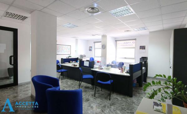 Ufficio in affitto a Taranto, Borgo, 167 mq - Foto 5