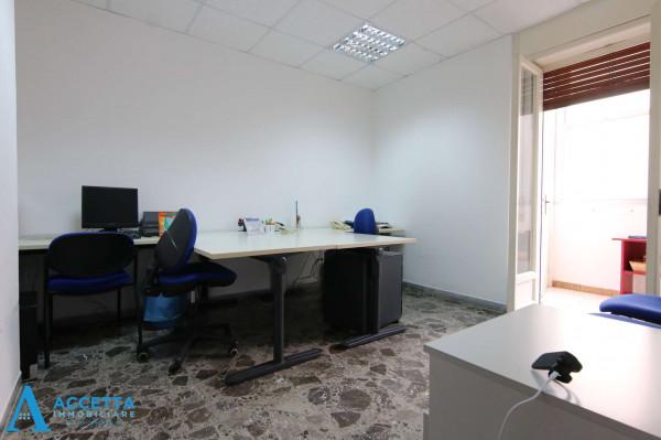Ufficio in affitto a Taranto, Borgo, 167 mq - Foto 7