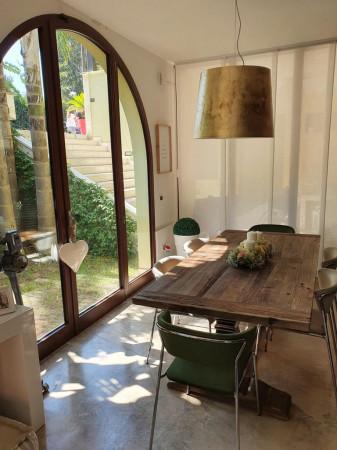 Villetta a schiera in affitto a Lecce, Salesiani, Con giardino, 240 mq - Foto 4