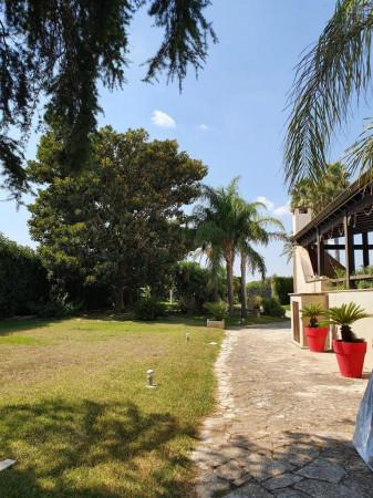 Villetta a schiera in affitto a Lecce, Salesiani, Con giardino, 240 mq - Foto 1