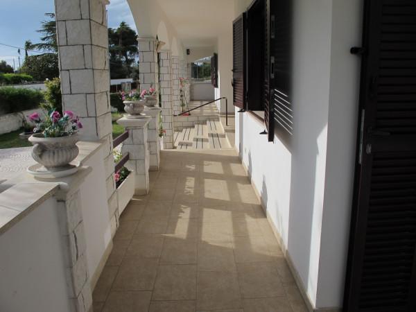 Villetta a schiera in vendita a Lecce, Periferia, Con giardino, 380 mq - Foto 11