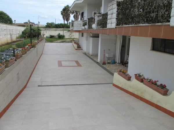 Villetta a schiera in vendita a Lecce, Periferia, Con giardino, 380 mq - Foto 24