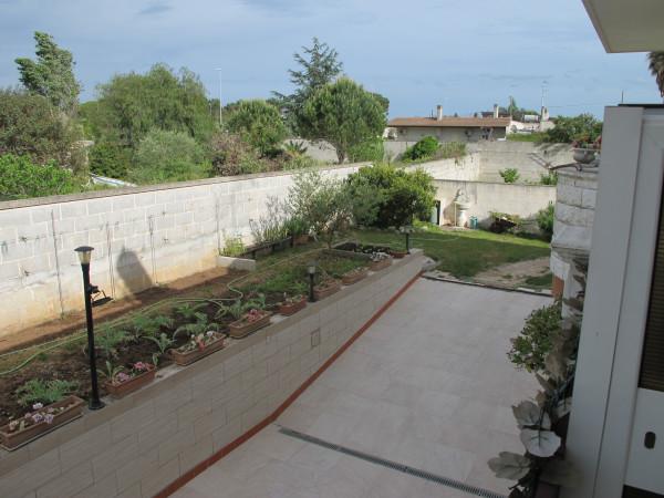 Villetta a schiera in vendita a Lecce, Periferia, Con giardino, 380 mq - Foto 40
