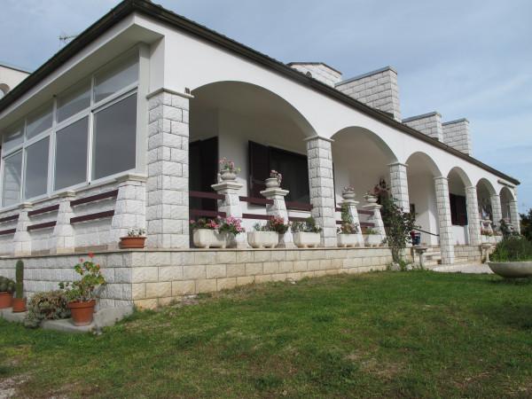 Villetta a schiera in vendita a Lecce, Periferia, Con giardino, 380 mq - Foto 28