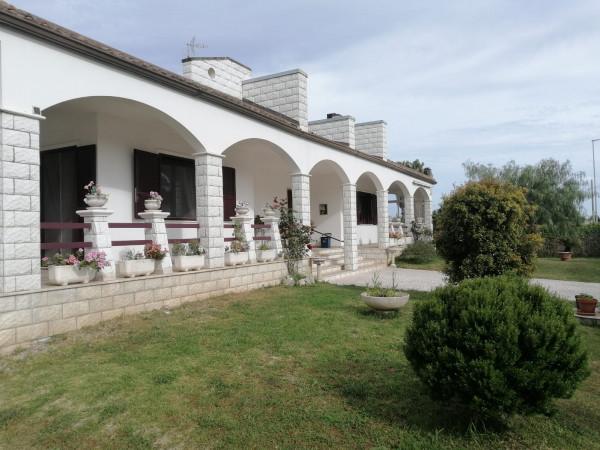 Villetta a schiera in vendita a Lecce, Periferia, Con giardino, 380 mq - Foto 3