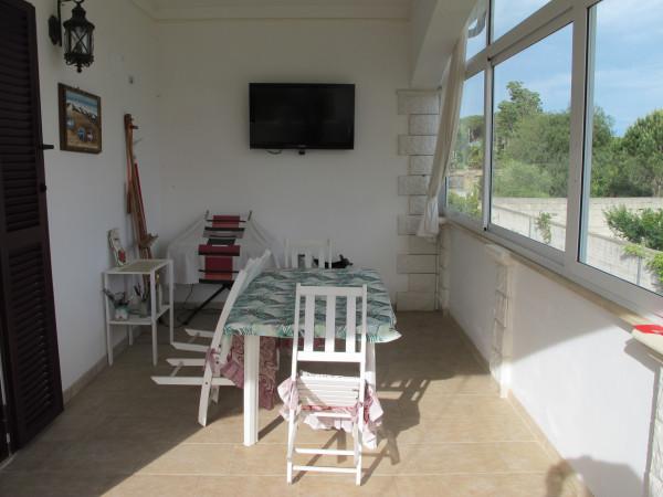 Villetta a schiera in vendita a Lecce, Periferia, Con giardino, 380 mq - Foto 12
