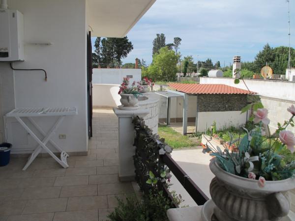 Villetta a schiera in vendita a Lecce, Periferia, Con giardino, 380 mq - Foto 41