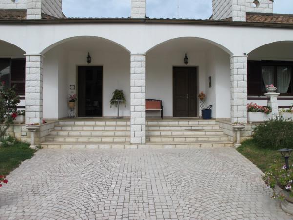 Villetta a schiera in vendita a Lecce, Periferia, Con giardino, 380 mq - Foto 51