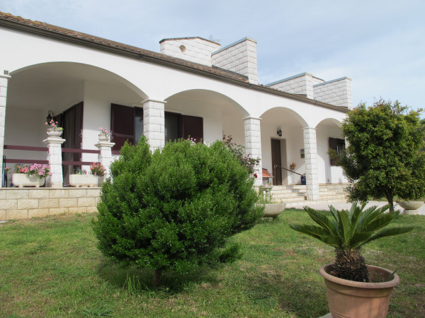 Villetta a schiera in vendita a Lecce, Periferia, Con giardino, 380 mq - Foto 25