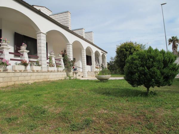 Villetta a schiera in vendita a Lecce, Periferia, Con giardino, 380 mq - Foto 27