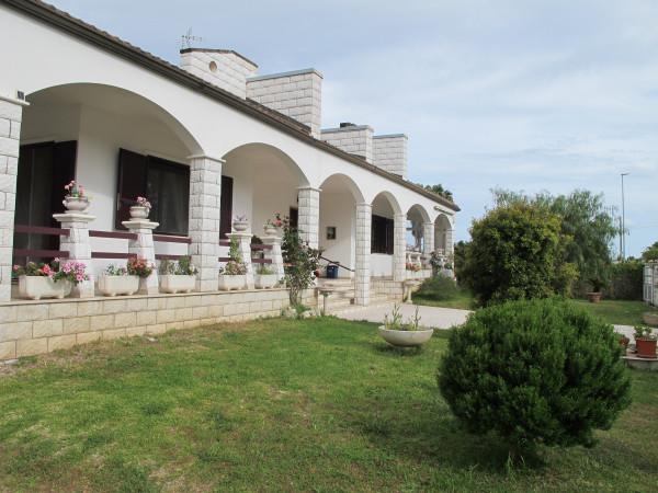 Villetta a schiera in vendita a Lecce, Periferia, Con giardino, 380 mq - Foto 31