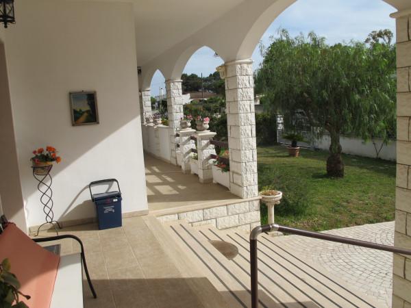 Villetta a schiera in vendita a Lecce, Periferia, Con giardino, 380 mq - Foto 44