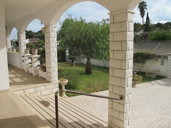 Villetta a schiera in vendita a Lecce, Periferia, Con giardino, 380 mq - Foto 43
