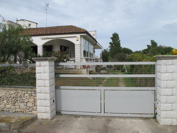 Villetta a schiera in vendita a Lecce, Periferia, Con giardino, 380 mq - Foto 55
