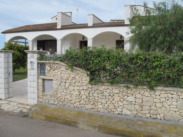 Villetta a schiera in vendita a Lecce, Periferia, Con giardino, 380 mq - Foto 56