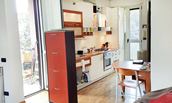 Appartamento in affitto a Milano, Bovisa, Arredato, 60 mq