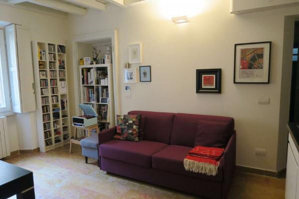 Appartamento in affitto a Milano, Porta Genova, Arredato, 50 mq