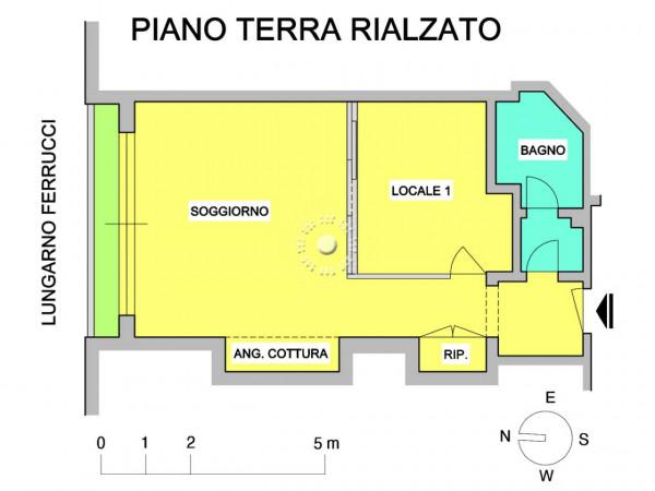 Appartamento in vendita a Firenze, 59 mq - Foto 5