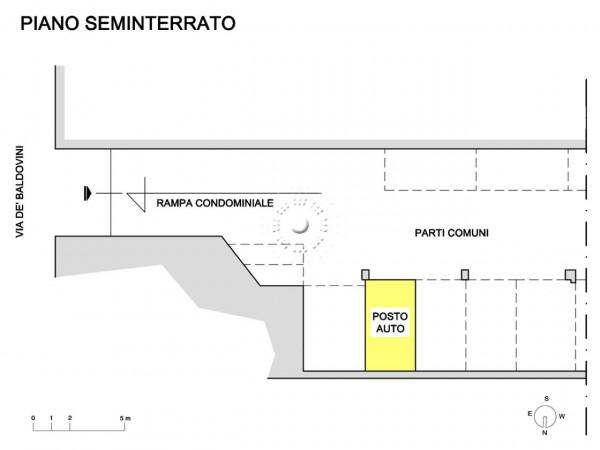 Appartamento in vendita a Firenze, 59 mq - Foto 3