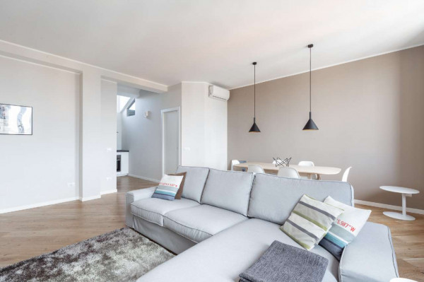 Appartamento in vendita a Milano, Cermenate, Arredato, 93 mq - Foto 21