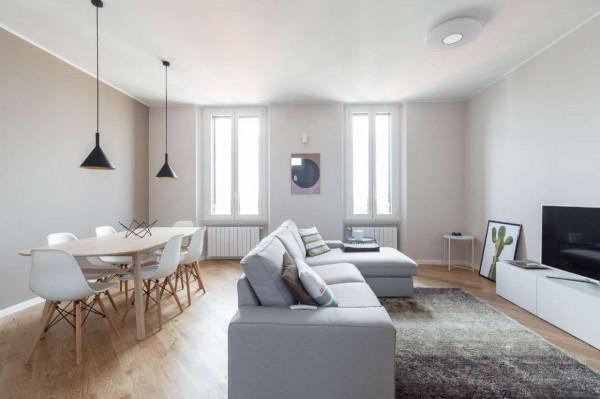 Appartamento in vendita a Milano, Cermenate, Arredato, 93 mq - Foto 1