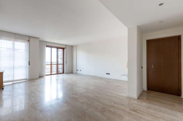 Appartamento in affitto a Milano, Brenta, Con giardino, 152 mq