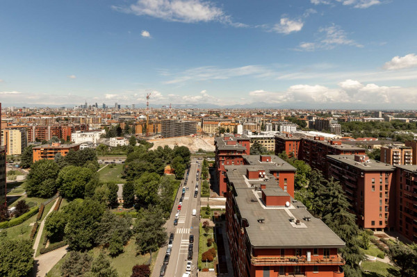 Appartamento in affitto a Milano, Brenta, Con giardino, 152 mq - Foto 12