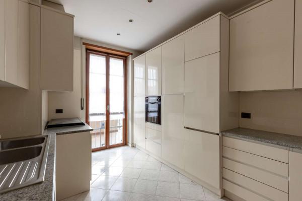 Appartamento in affitto a Milano, Brenta, Con giardino, 152 mq - Foto 4