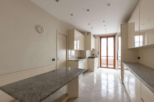 Appartamento in affitto a Milano, Brenta, Con giardino, 152 mq - Foto 15