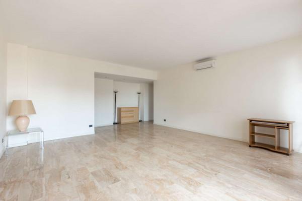 Appartamento in affitto a Milano, Brenta, Con giardino, 152 mq - Foto 18